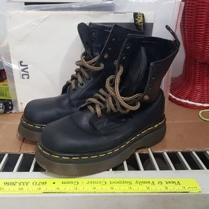 VTG Dr. Martens-AIR WAIR-Leather Boots